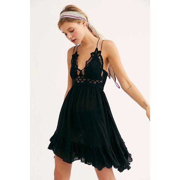 5bcf0a52f686 Free People Dresses | Adella Slip Dress | Poshmark